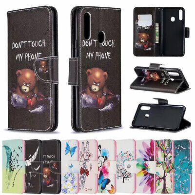 For Samsung Galaxy A71 A51 A10S A20S A30S Wallet Flip Leather Phone Case Cover