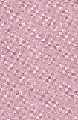 Zweigart Lugana 25 count Evenweave Fabric 1 metre 100 x 140cm  Ash Rose Pink