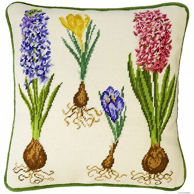 Bothy Threads Tapestry Kit - Hyacinth And Crocus
