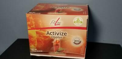 FitLine Activize Oxyplus by PM International 174g 30 packets Exp 8/2020 New