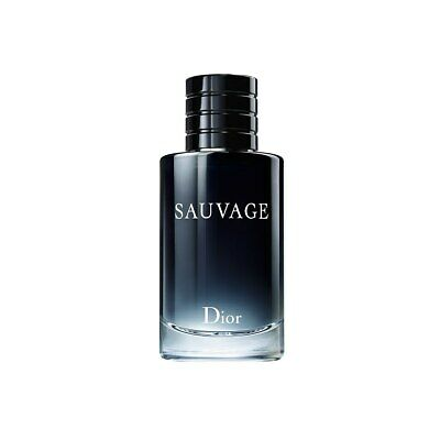 Christian Dior Sauvage men's Cologne EDT Spray NEW AUTH Sealed New! HOT 3.4 OZ