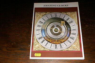 An Exhibition Of Amazing Clocks Held By Derek Roberts Antiques 1987
