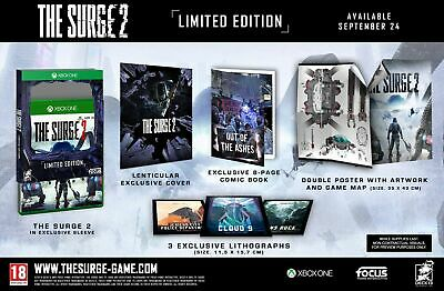 The Surge 2 Limited Edition (xBox One) NEW Sealed