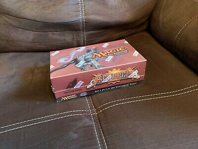 Scourge Sealed Booster Box MTG English Vintage