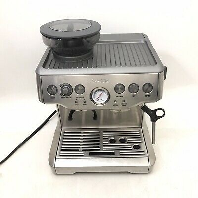 Breville Barista Express BES870XL Espresso Machine - Stainless Steel