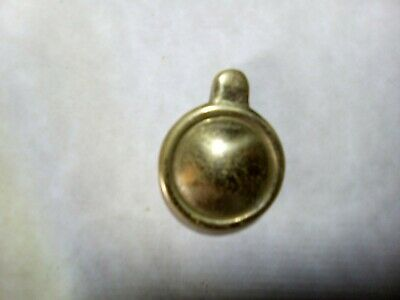 keyhole cover, cast brass, door (CC82)