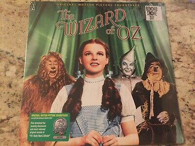 The Wizard Of Oz Record Store Day 2014 Limited Green Vinyl Sealed