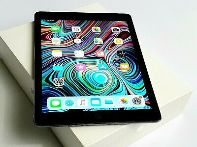 Apple iPad Air 1st Gen. 16GB, Retina Wi-Fi + 4G Unlocked 9.7in - Space Grey B61