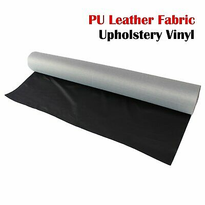 Faux Leather Fabric Marine Vinyl Soft Textile Upholstery Auto Boat Home Interior