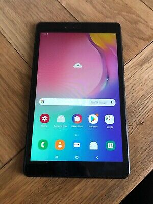 Samsung Galaxy Tab A (2019) 32GB, Wi-Fi + Cellular LTE 10.1in - Black PleaseRead
