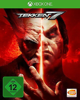 Tekken 7 Microsoft Xbox One Game Spiel All Fights are Personal 35 Kämpfer Neu