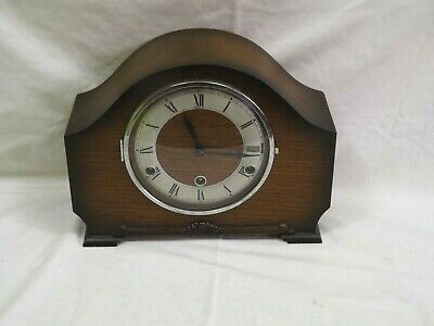 "Perivale ""Andrew"" Chiming Wind-Up Mantel Clock. Not Working.   (Hospiscare)"