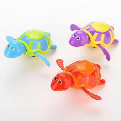 Baby Toys Turtle Bath Toys Swimming Animal Water Toys for kids HGUK