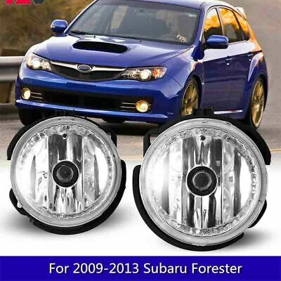 NEW FRONT LH OR RH FOG LAMP MOLDING FOR 2009-2013 SUBARU FORESTER SU1038100