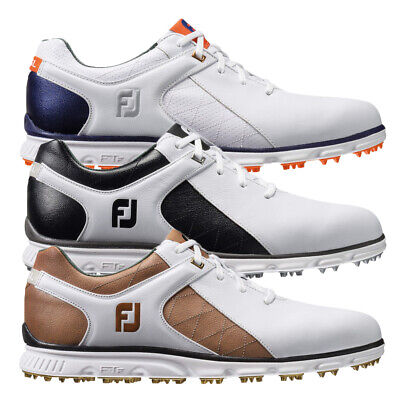 FootJoy Pro SL Spikeless Waterproof Leather Golf Shoes Mens - Select Color