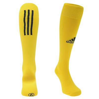 adidas Kids Boys Santos Sock Football Socks Stripe Training