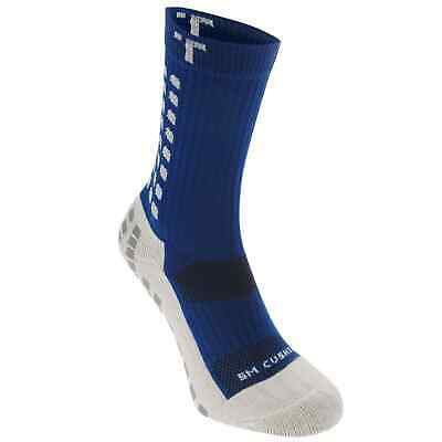 Trusox Kids Boys Mid Calf Cushion Crew Socks Football