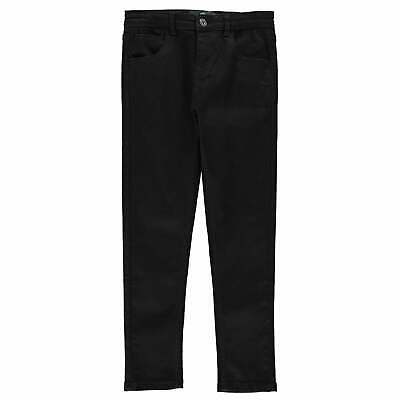 Firetrap Kids Boys Skinny Jeans Infants Pants Trousers Bottoms Zip