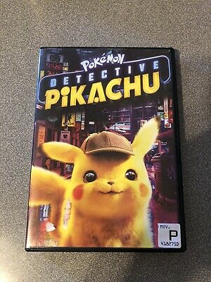 Pokemon Detective Pikachu - Ryan Reynolds, Justice Smith (DVD, 3019)