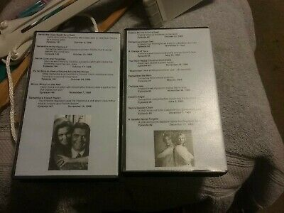 TWO BEWITCHED VHS Tapes 15 Episode's