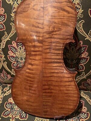 Nowakowsky Violin New York 1898