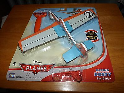 Disney Planes, Racing Dusty Sky Glider, Flies W/Whistling Sound, Nip