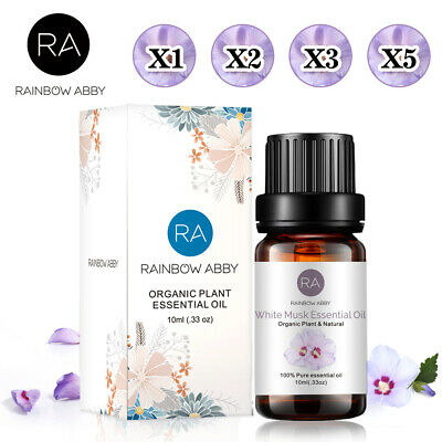 Aromatherapy White musk Essential Oils Natural Essential Oil 10ml 20ml 30ml 50ml