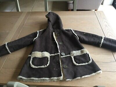 Catimini girls winter coat, age 3-5 great used condition