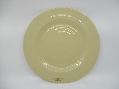 """Portmeirion Sophie Conran Biscuit Dinner Plate  11"""" 1406D"""