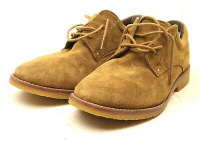 Marks & Spencer Boys UK Size 3 Brown Suede Shoes