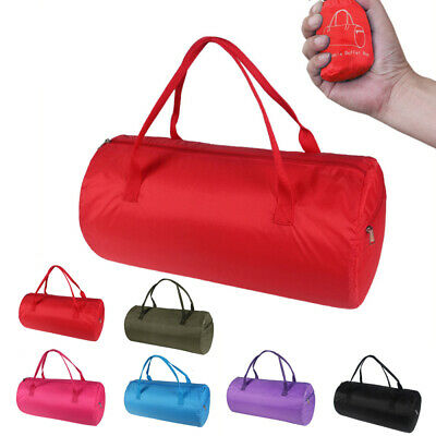 Mini Foldable Large Duffel Bag Luggage Storage Bag Waterproof Travel Pouch Bag
