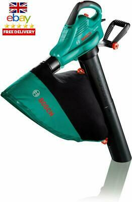 Bosch Als 2500 Variable Blowing Speed Electric Garden Vacuum And Leaf Blower
