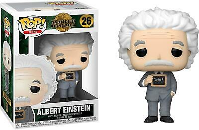 Funko POP! Icons: World History - Albert Einstein #26
