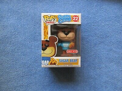 """Funko Pop """"Ad Icons"""" Sugar Bear #22  Exclusive from Target, Minty condition!"""
