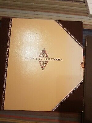Pictures book by J R Tolkien 1979
