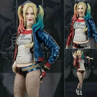 """6"""" Suicide Squad Harley Quinn PVC Action Figure Collection Model Xmas Gift New"""