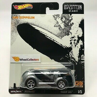 Haulin Gas * 2019 Hot Wheels LED-Zeppelin * Pop Culture E Case