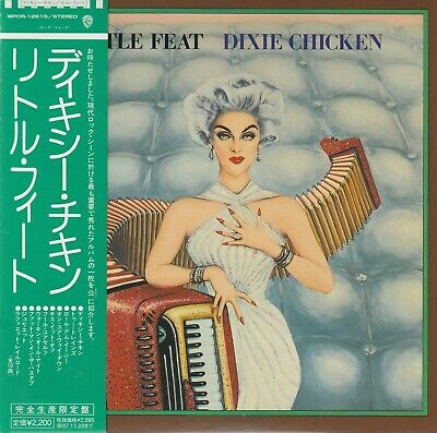 Little Feat - Dixie Chicken. Japan.mini-Lp Sleeve.remaster