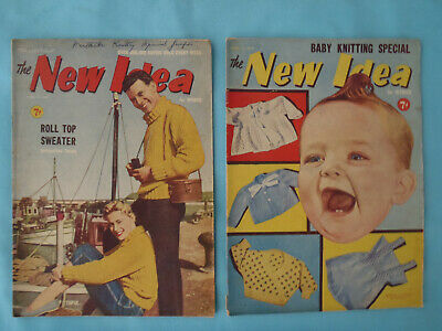 Vintage 1957, The New Idea, April