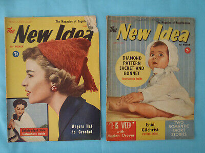 Vintage 1957, The New Idea, June / July