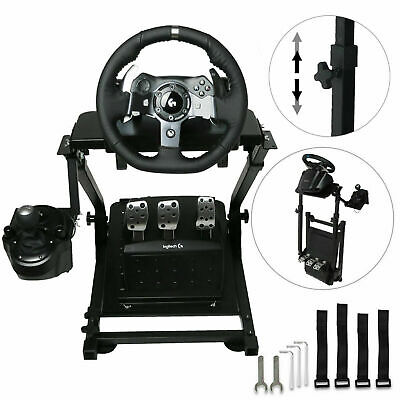 G920 Racing Steering Wheel Stand Pro Shifter Mount Logitech G27 G25 G29