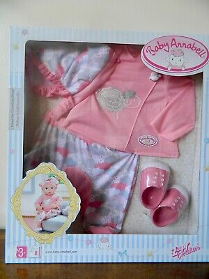 Baby Annabell Deluxe Counting Sheep Outfit And Shoes BNIB