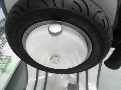 Lambretta Inside spare wheel mini fuel tank