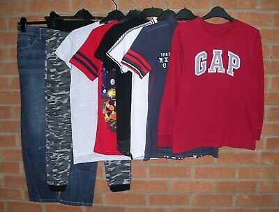 NEXT GAP SONNETI etc Boys Bundle Tops Jeans Jumpers Joggers Age 10-11 146cm