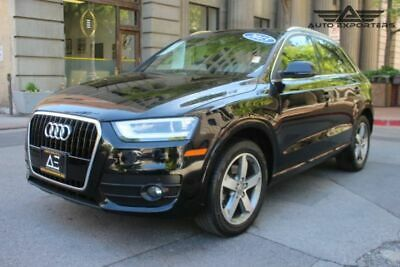 2015 Audi Q3 2.0T Premium Plus 2015 Audi Q3 Clean Title Ready To Go!! Priced To Sell! Wont Last! Must See!!
