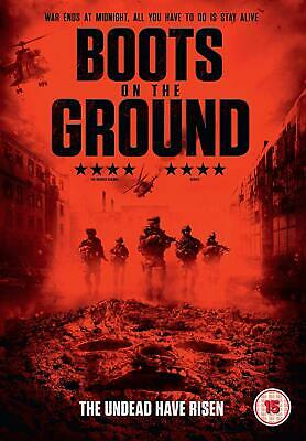 Boots on the Ground (DVD) BRAND NEW