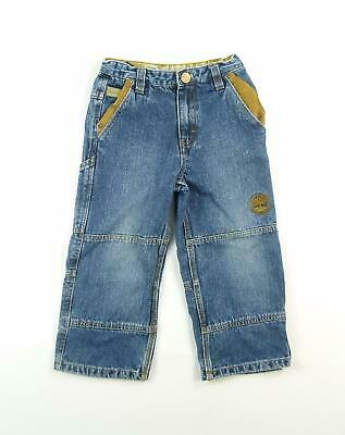 Timberland Boys Blue Jeans Age 4