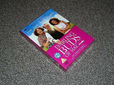 Darling Buds Of May : The Complete Series - Special Edition New Dvd Boxset