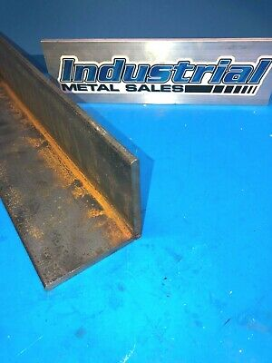 """A-36 Hot Rolled Steel Angle 3"""" x 3"""" x 12"""" x 1/4"""" Thick-->3"""" x 3"""" x .250"""" ANGLE"""