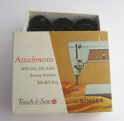 18 Singer Fashion Top Hat Discs Cams Sewing Machines Touch & Sew & Others